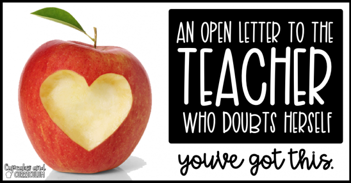 Teaching the Class You Have, Not The Class You Want: A Letter to the Struggling Teacher