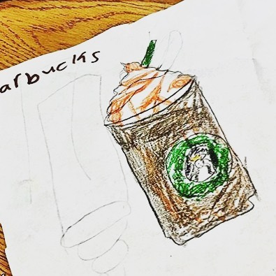 Dont you just love when your students get you? starbuckshellip