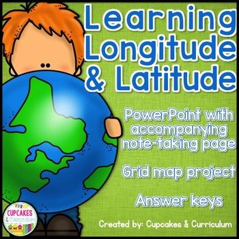 Learning Longitude And Latitude